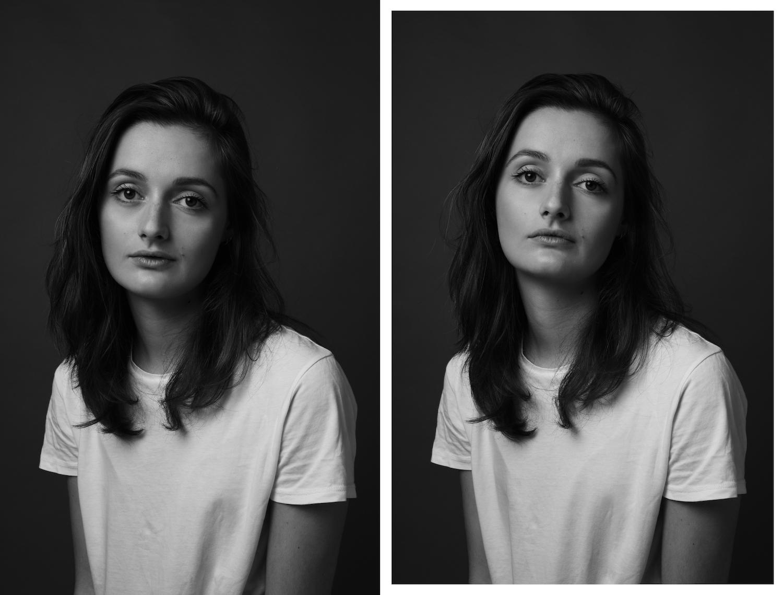photographe portrait portraitiste en studio paris